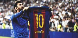 Cinquecento sfumature di Re Messi V - Il genio del calcio