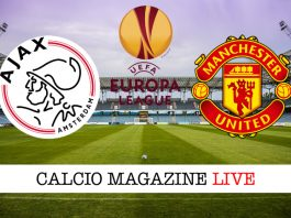 Ajax-Manchester United
