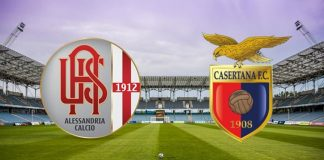 Alessandria-Casertana