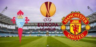 Celta Vigo-Manchester-United