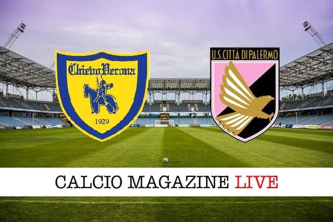 Chievo-Palermo