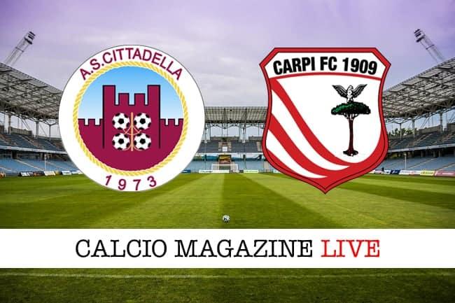 Cittadella-Carpi