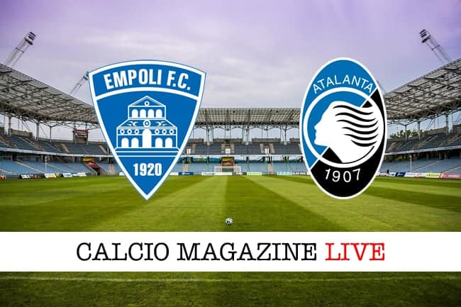 Empoli-Atalanta