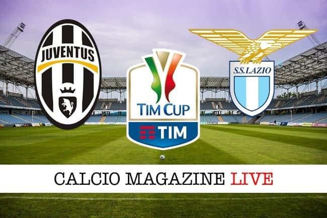 Juventus-Lazio 2-0: risultato, tabellino e cronaca della partita