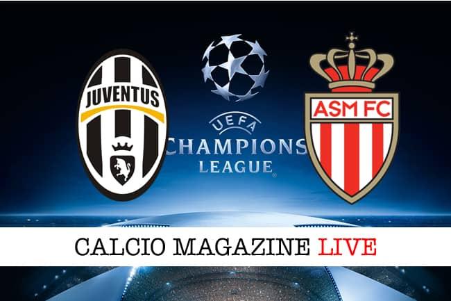 Juventus-Monaco