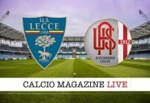Lecce-Alessandria