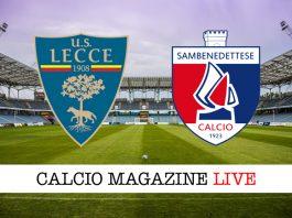 Lecce-Sambenedettese