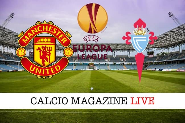 Manchester United-Celta Vigo