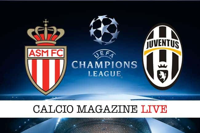 Monaco-Juventus