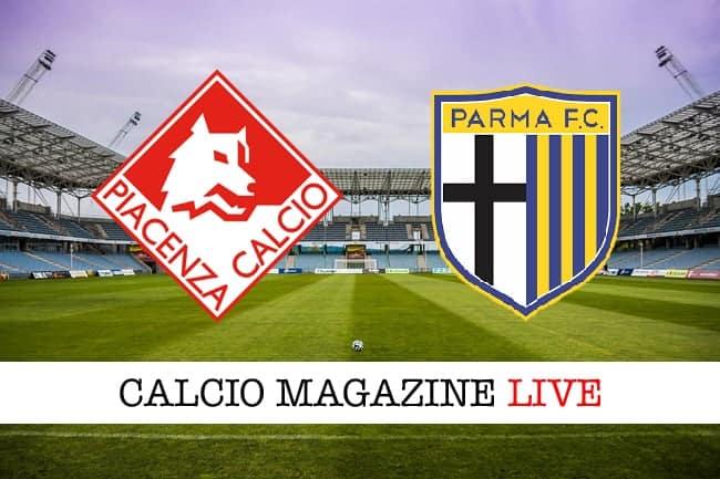 Piacenza-Parma 0-0, il tabellino: risultato e cronaca