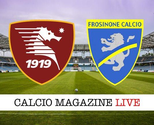 Salernitana-Frosinone