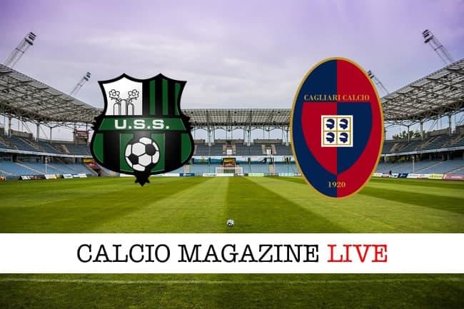 Sassuolo-Cagliari