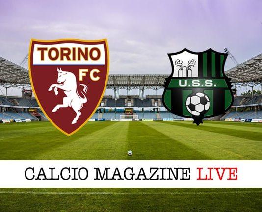 Torino-Sassuolo