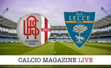 Alessandria-Lecce