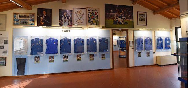 Coverciano Il Museo del Calcio