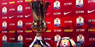 Coppa Italia 2017/2018 - Le date e gli orari del primo turno
