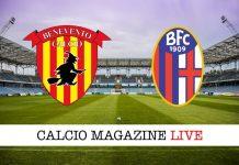 Benevento-Bologna