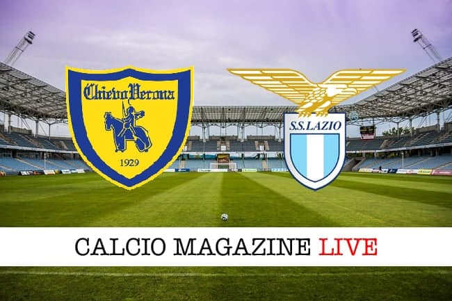 Chievo Lazio cronaca diretta live risultati in tempo reale