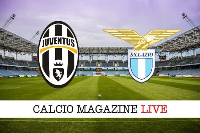 Supercoppa Italiana, Juventus-Lazio: risultato e cronaca in tempo reale