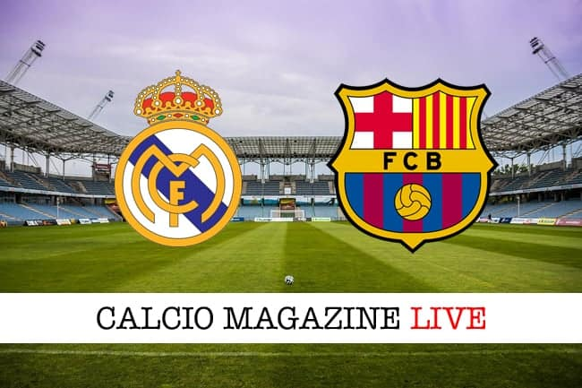 Real-Madrid-Barcellona