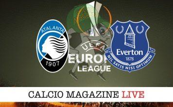 Atalanta-Everton