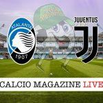 Atalanta Juventus cronaca della partita live risultato in tempo reale