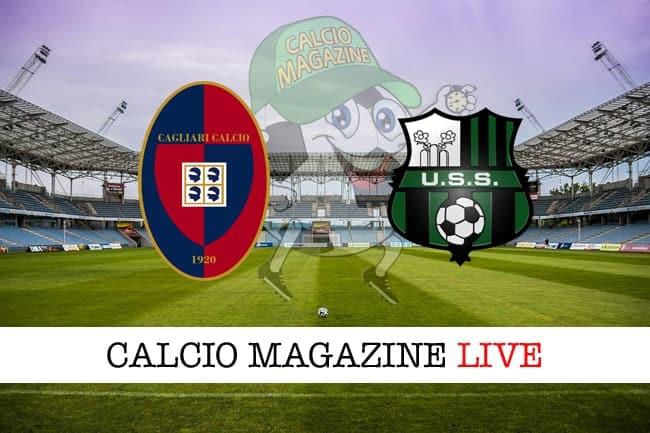Cagliari-Sassuolo