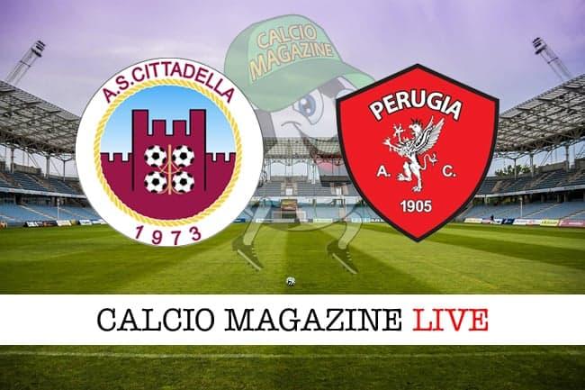 Cittadella-Perugia