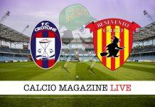 Crotone-Benevento