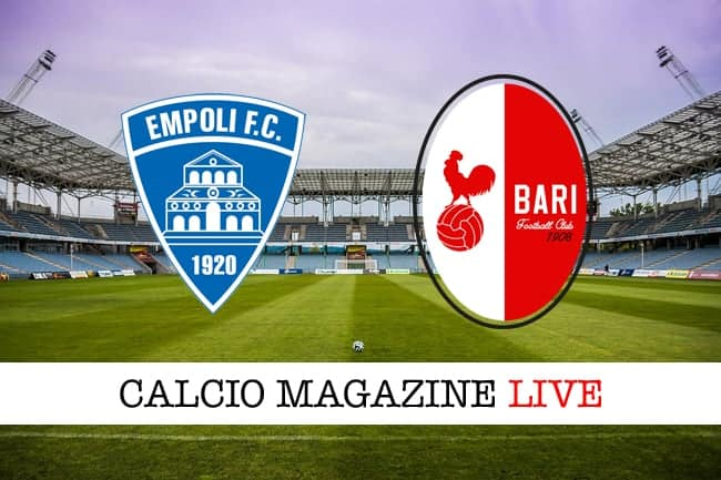 Empoli-Bari