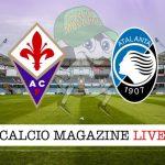 Fiorentina Atalanta cronaca diretta live risultato in tempo reale