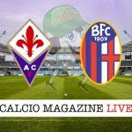 Fiorentina Bologna cronaca diretta live risultato in tempo reale