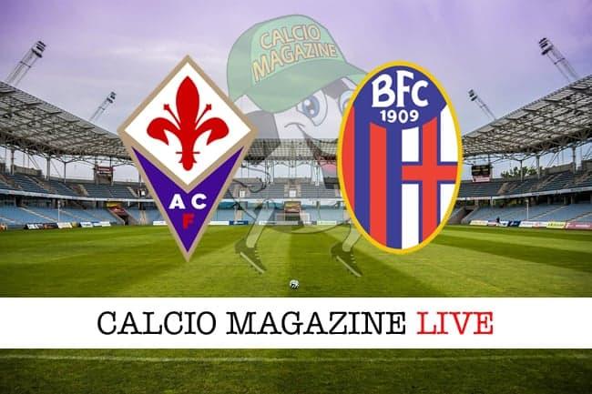 Fiorentina-Bologna in diretta tv: dove e come vederla