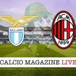 Lazio Milan cronaca diretta live risultato in tempo reale
