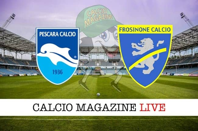 Pescara-Frosinone