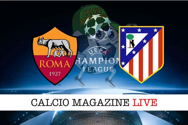Roma-Atletico Madrid