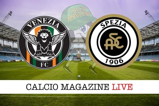 Serie B, Venezia-Spezia 0-0: al 'Penzo' vince l'equilibrio