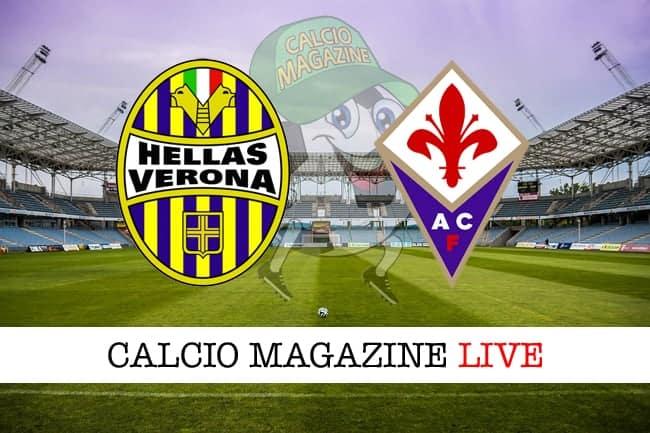 Verona-Fiorentina
