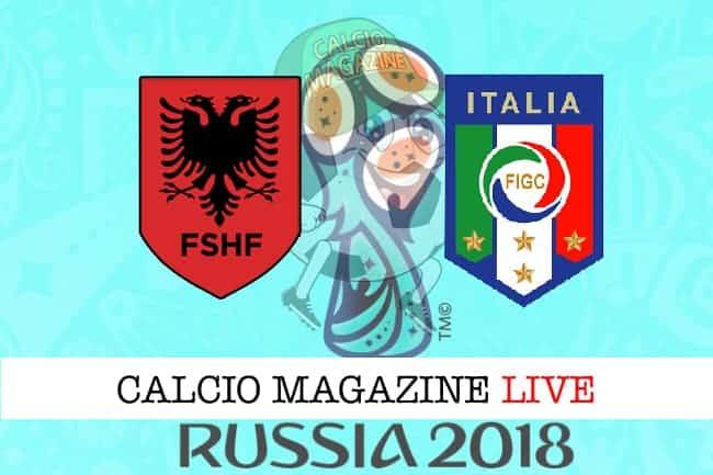 Albania Italia quote