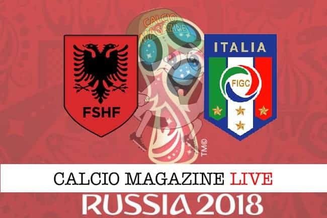 Albania-Italia 0-1, il tabellino: cronaca e risultato
