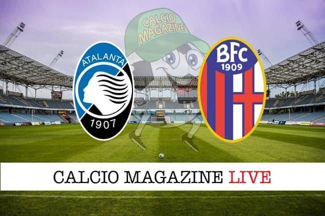 Atalanta Bologna cronaca diretta live risultato in tempo reale