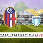 Bologna Lazio cronaca diretta live risultato in tempo reale