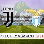 Juventus Lazio cronaca diretta live risultato tempo reale