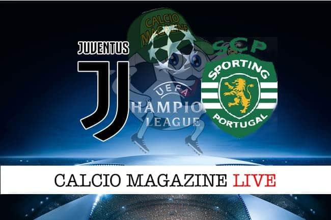 Juventus-Sporting-Lisbona