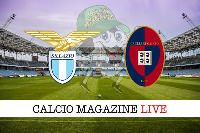 Lazio Cagliari cronaca diretta risultato in tempo reale
