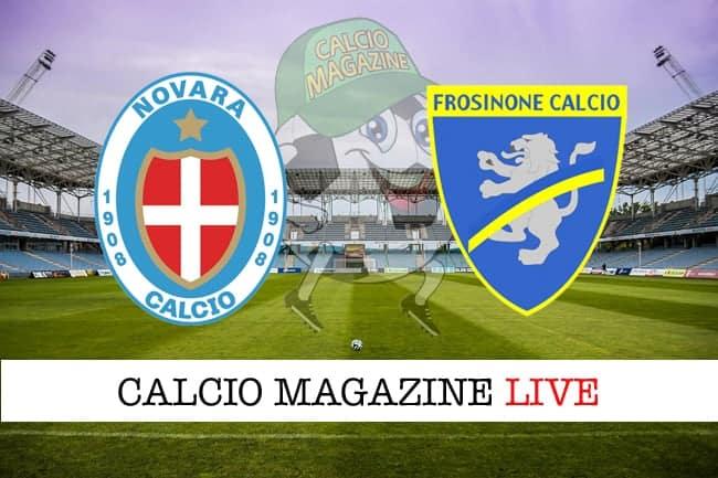 Novara-Frosinone
