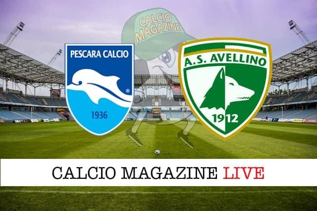 Pescara-Avellino