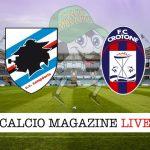 Sampdoria-Crotone