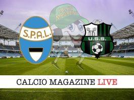 Spal-Sassuolo