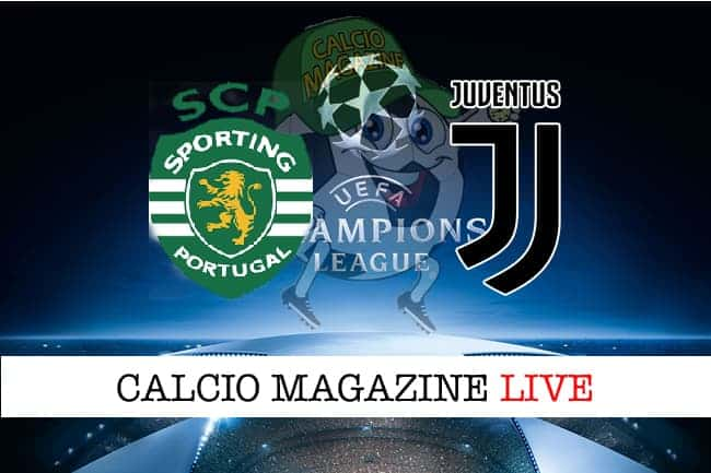 Sporting Lisbona-Juventus 1-1: highlights, video gol e pagelle